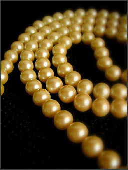 4b6ed7f4f Pearls are produced by oysters as everyone knows. They are composed of 90  percent argonite calcium carbonate, a substance applied to a nucleus of  pearl by ...