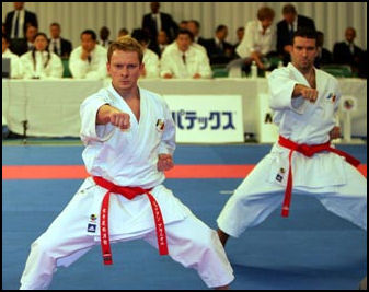 KARATE, AIKIDO AND JAPANESE MARTIAL ARTS | Facts and Details