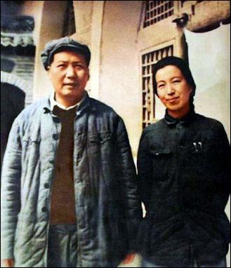 20111031-wikicommons MaoJiang Qing 1946.jpg