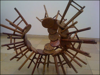 20111102-Wikicommons  Weiwei Chairs.JPG