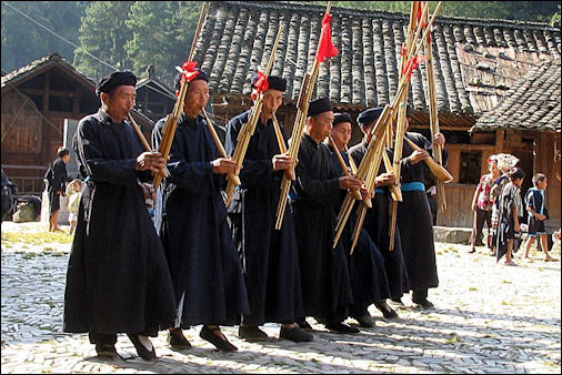 HMONG MINORITY: SOCIETY, CULTURE, FARMING   Facts and Details
