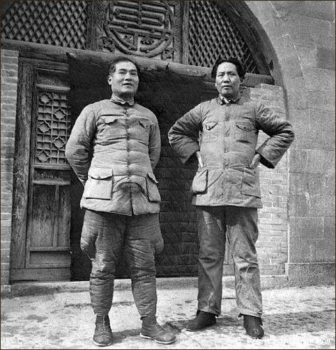 an overview of the leadership of hu the great of china and mao tse tung The form of marxism-leninism developed in china chiefly by mao zedong mao ′ist adj & n n 1 marxism-leninism as interpreted by mao tse-tung:  great  leader chairman mao to the capital worker and peasant mao zedong thought   by hu, into a theoretical guidance for the party equivalent to mao zedong  thought.