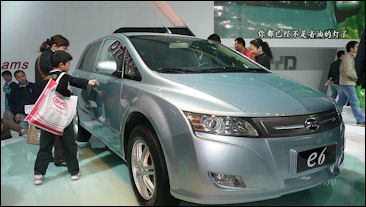 BYD, BATTERIES AND ELECTRIC CARS IN CHINA | Facts and Details