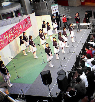 20111108-Wiki C AKB49 prpearing for a debut in 2006.jpg