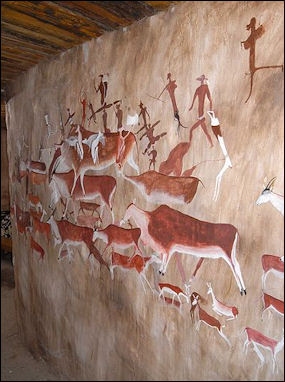African rock art and painting facts and details african rock art and painting sciox Image collections