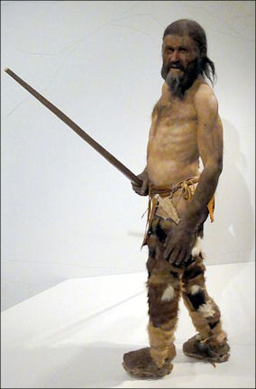 Dating techniques used on otzi 25