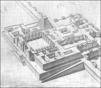 mesopotamian temples ziggurats and architecture facts and details