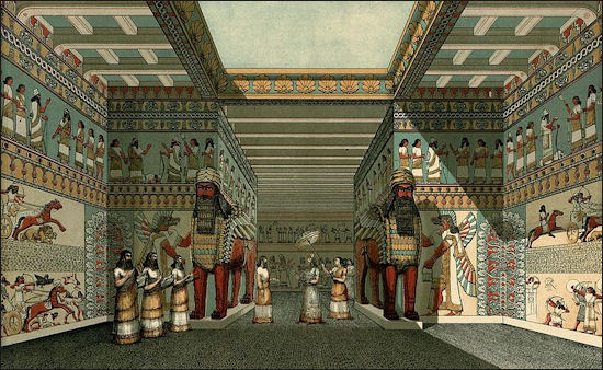 Mesopotamia Architecture Music Games And Pets Facts And Details