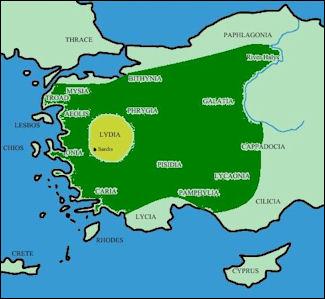 Ancient People From Anatolia Turkey Urartians Lycians Phrygians
