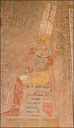 20120211-Queen Hatshepsut Wall_painting_in_Mortuary_Temple_of_.jpg