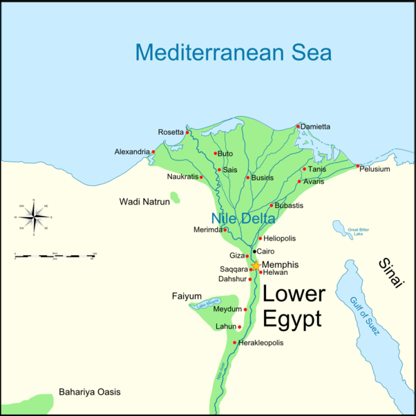 GEOGRAPHY LAND NATURE AND WEATHER IN EGYPT Facts And Details - Where is egypt