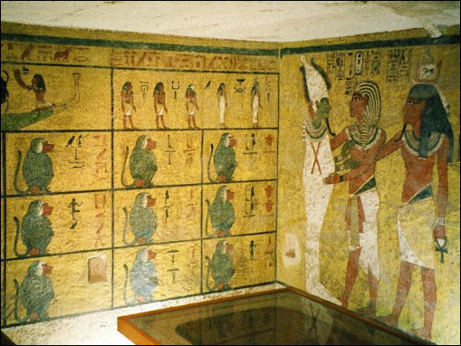 Ancient Egyptian Funerals Tombs And Tomb Art Facts And Details