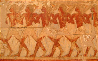 ANCIENT EGYPTIAN TRANSPORTATION: ROADS, CHARIOTS AND BOATS | Facts ...
