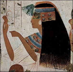 Beauty Cosmetics Tattoos And Perfumes In Ancient Egypt