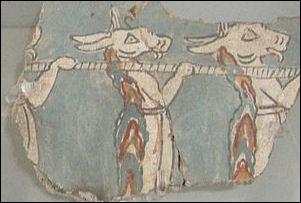 Minoan Art Minoan frescoes