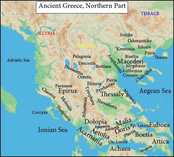 Ancient greek geography facts and details 20120220 ancientgreeknorthernregionsg gumiabroncs Choice Image