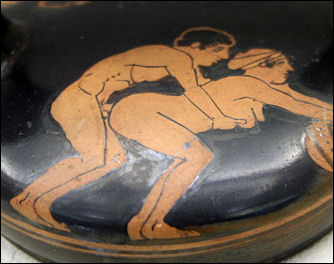 SEX IN ANCIENT GREECE