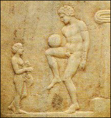 ANCIENT OLYMPICS AND SPORTS IN ANCIENT GREECE | Facts and Details