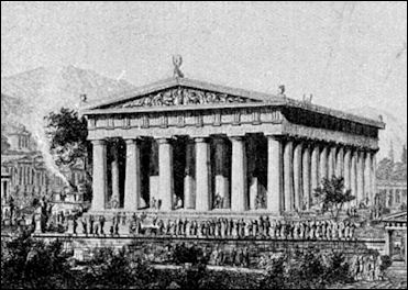 ancient greek architecture and the greek seven wonders facts and