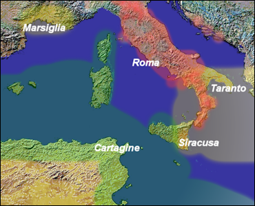 How can I narrow down the Roman republic?