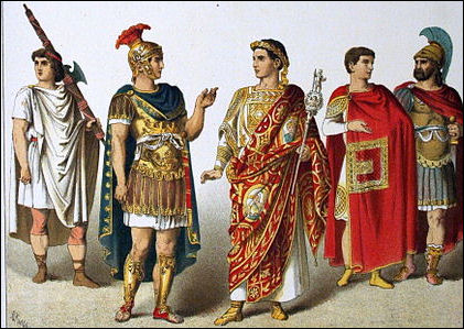 Romans believed,