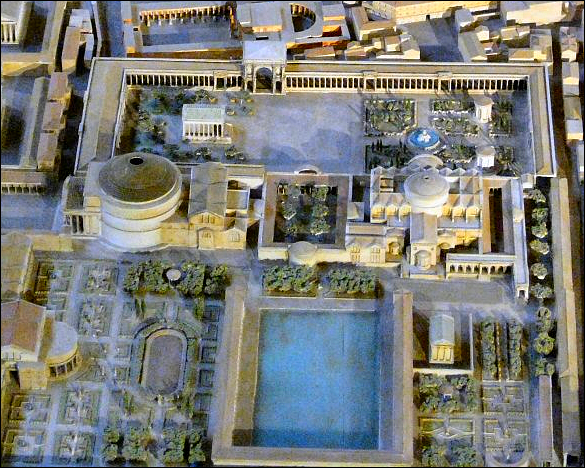 Cities And Towns In The Roman Empire Rome Pompeii