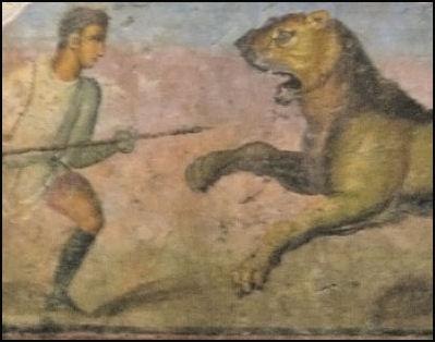 gladiatorial contest in rome essay