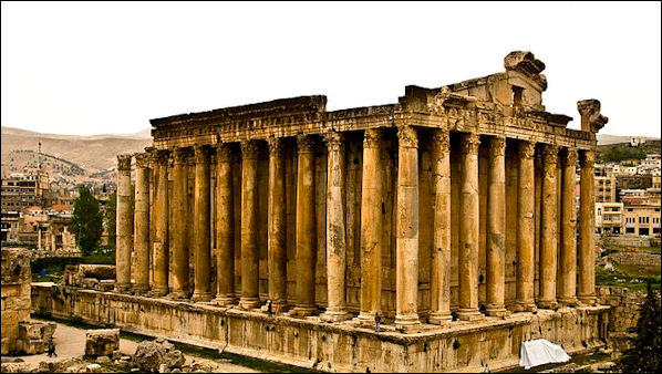Ancient Roman Architecture And Buildings Facts And Details