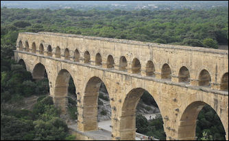 20120227 Aqueduct Le Pont Du Gard