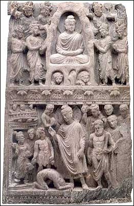 20120430-Gandar Buddha with greek infleunced 2nd 3rd BC.jpg