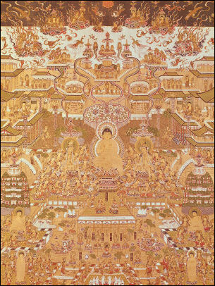 20120501-178909~Kshitigarbha-Judge-of-Hell-from-Dunhuang-Gansu-Provin.jpg