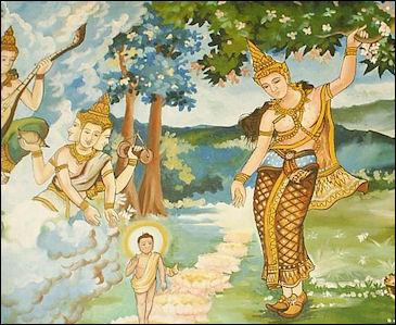 Re Buddhism Buddhas Birth - Lessons - Tes Teach
