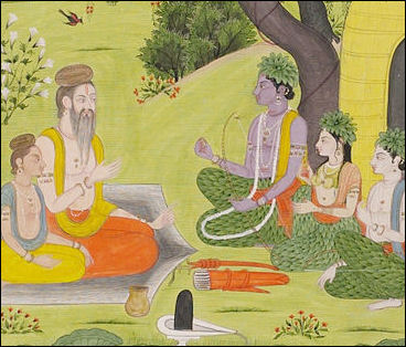 sacred text ramayana