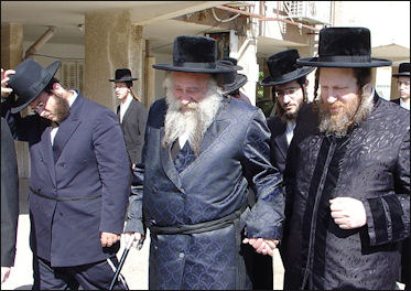 Hasidic Clothing And Hairstyles