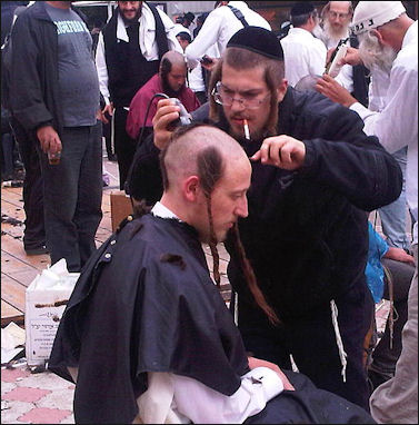 Ascetic jew
