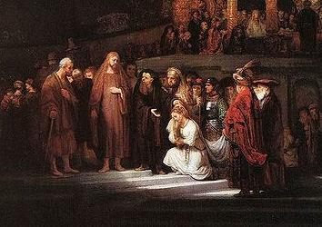 20120507-Christ_and_the_Woman_Taken_in_Adultery Rembrandt_.jpg