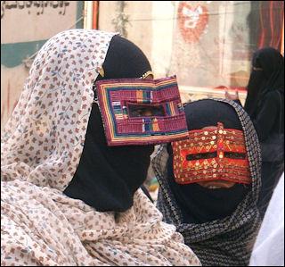 Modesty Veils From around the World