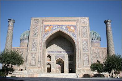 20120510-Samarkand_madrasa_Shir_Dar.JPG