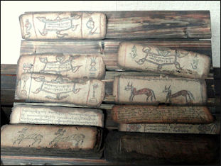 20120511-ChinaManuscripts_in_the_Yunnan_Nationalities_Museum.JPG