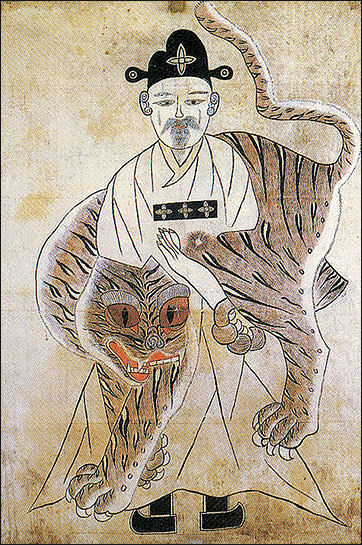 ANIMISM AND SHAMANISM IN EAST ASIA (JAPAN, KOREA, CHINA