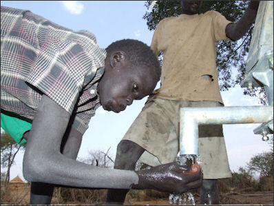 WATER PROBLEMS, SOLUTIONS AND CONSERVATION IN THE DEVELOPING WORLD
