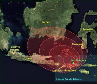 island vulkanausbruch 1783