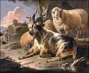 20120529-wool -Philipp_Peter_Roos_-_Italianate_Landscape_with_a_Goat_and_Sheep_.jpg