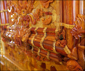 Amber History Fossils And The Amber Room Facts And Details
