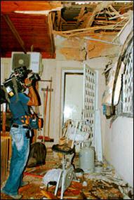20120711-Qassam_wrecks_sderot_israel.jpg