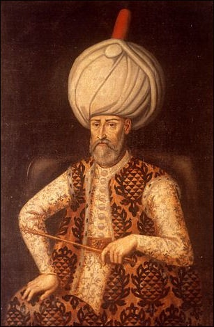 Suleiman the Magnificent sultan