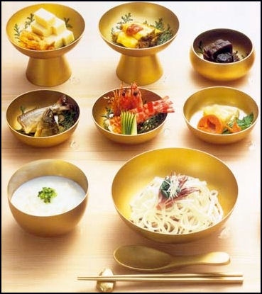 what typical diet in japan food groups