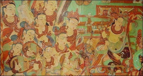 20111121-800px-Dunhuang_fresco.jpg
