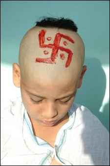 20120502-Swastik_on_head.jpg