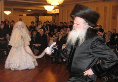Jewish Wedding Party